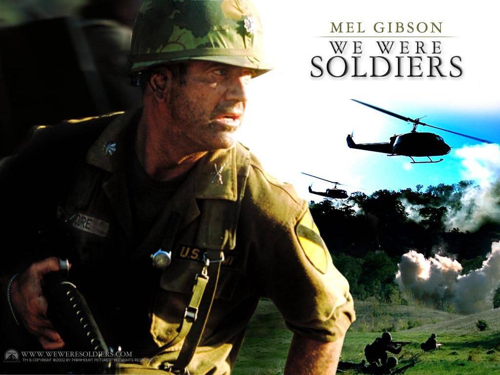 bir zamanlar askerdik - savaş filmleri